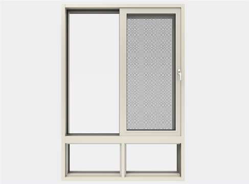 推拉窗——隔热三轨推拉窗