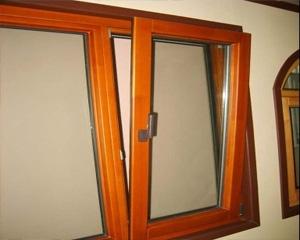 铝包木门窗(内开型)